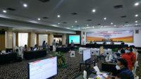 Rapat Pleno Rekapitulasi Pending, Baru 11 Kecamatan Ditetapkan