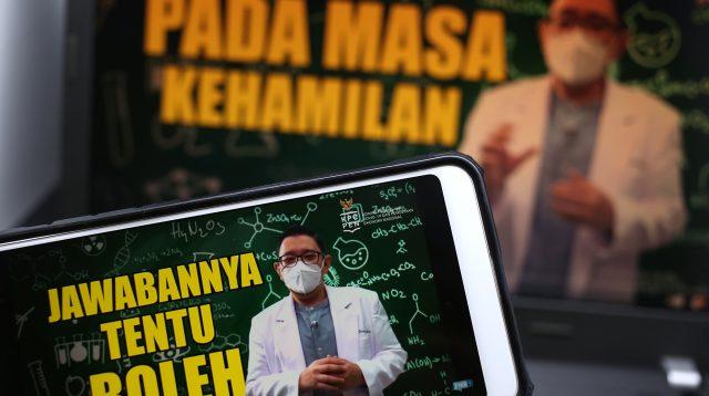 Dokter: Ibu Hamil dan Lanjut Usia Juga Perlu Vaksinasi