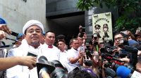 Polda Metro Jaya Tetapkan Rizieq Shihab sebagai Tersangka Pelanggaran Protokol Kesehatan
