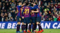 Barcelona Tunda Bayar Gaji Pemain Akibat Hantaman Pandemi