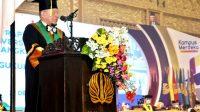 Hadiri Dies Natalis Unesa, Ketua DPD RI Pesan Lima Hal untuk Cetak SDM Unggul