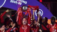 Liverpool Kian Kokoh di Puncak Klasemen Liga Inggris