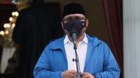Gus Yaqut Menteri Agama, Paling Muda di Antara Lima Lainnya