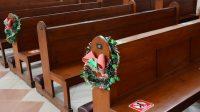 Perayaan Natal di Gereja Surabaya Terapkan Protokol Kesehatan