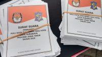 PSU di TPS 46 Kedurus Karena KPPS Menandai Surat Suara