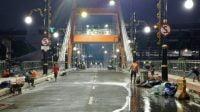 Jembatan Joyoboyo Baru Bisa Diresmikan Bulan Maret 2021