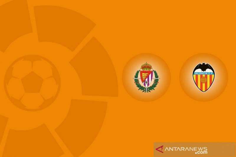 Valencia akhirnya kembali ke lajur keunggulan selepas atasi Valladolid