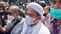 Polisi Sebut Kondisi Rizieq Shihab Sehat di Rutan Bareskrim