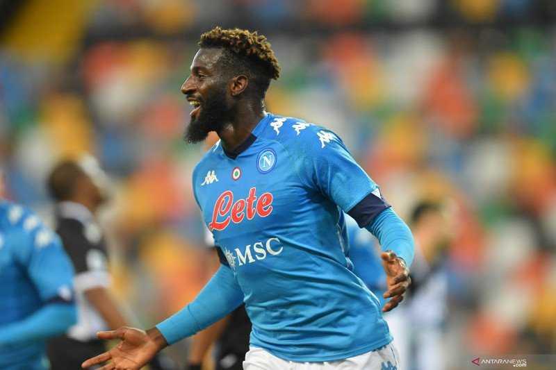 Bakayoko amankan kesuksesan 2-1 Napoli atas tuan rumah Udinese