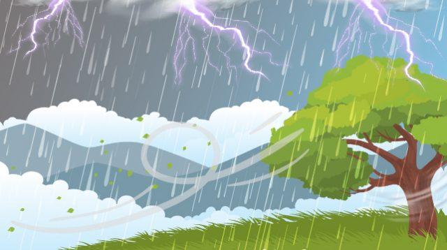 Hujan Deras Masih 'Menghantui' Sebagian Besar Wilayah Jatim