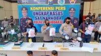 Bakal Dikirim Ke Madura, Penyelundupan Narkoba Asal Malaysia Berhasil Digagalkan