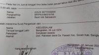 Pengusiran Wartawan Oleh Oknum Anggota DPRD Kab. Bangkalan Komisi B Berujung Laporan Polisi