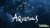 Ramalan Zodiak Aquarius 20 April 2021