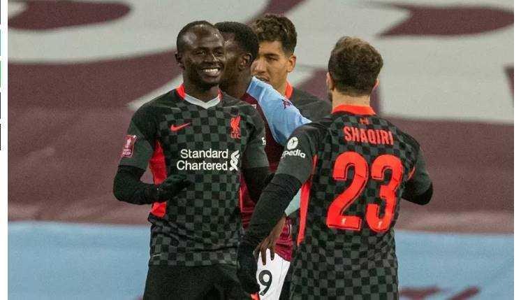 Aston Villa Vs Liverpool, The Reds Hajar Villa 4-1