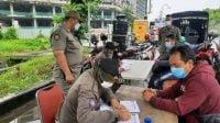 460 Warga Surabaya Kena Denda Akibat Langgar Prokes
