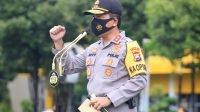 Polda Jatim Segera Lakukan Koordinasi Terkait PSBB Jawa-Bali