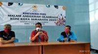 KONI Surabaya Serahkan Daftar Atlet dan Pelatih yang Akan Jalani Puslatcab