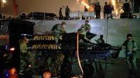 Marinir Kerahkan Denjaka dan Taifib Bantu Pencarian Pesawat Sriwijaya Air