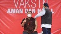 Tensi Tinggi, Vaksinasi Whisnu Sempat Ditunda
