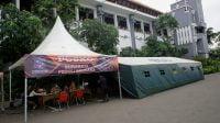 Pemkot Surabaya Buka Posko Peduli Bencana di Balai Kota