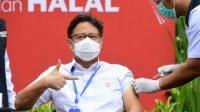 Indonesia Masuk 40 Negara Pertama Lakukan Vaksinasi Covid-19