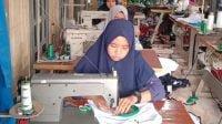 Pesantren Darul Hikmah Tulungagung Sulap Keterampilan Jahit Jadi Kebutuhan Fashion