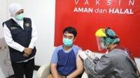 Pemprov Jatim Tambah Fasilitas Kesehatan dan Tenaga Vaksinator untuk Percepat Vaksinasi