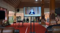 Isolasi Mandiri, Wali Kota Mojokerto Tetap Memimpin Agenda Pemerintahan