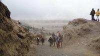 Kaldera Bromo Tengger Semeru Bebas Kendaraan Selama 3 Hari