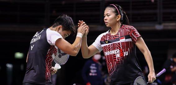 Dua Wakil Indonesia Berjuang ke Final Thailand Open II