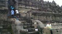 Selama 2020, Jumlah Pengunjung Candi Borobudur Turun 77,3 Persen