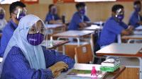 Satgas: Indeks Kepatuhan Prokes di Lingkup Pendidikan 85,92 Persen