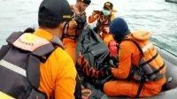 Tim SAR Sriwijaya SJ-182 Temukan Jenazah dalam Lima Kantong