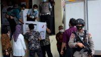 Persiapan Vaksinasi Pertama Jawa Timur di Gedung Grahadi