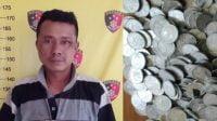 Tukar Recehan 700 Ribu Dapat 3 Juta, Ditangkap Polisi
