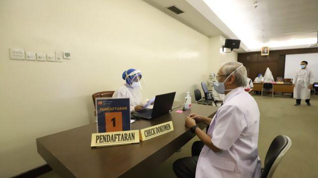 Vaksin untuk Lansia Dijamin Sudah Teruji