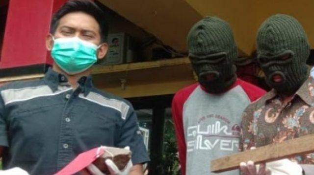 Kakak-Adik Asal Surabaya Sering Cari Musuh Tawuran di Medsos