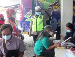 Polrestabes Surabaya Operasikan Bus SIM Keliling Kampung