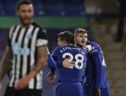 Lucuti Newcastle 2-0, Chelsea Ukir Kemenangan Keempat Beruntun