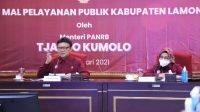 Menpan RB Minta MPP Lamongan Harus Hilangkan Ego Sektoral Organisasi