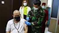 Pimpinan DPD RI Lakukan Vaksinasi Sinovac
