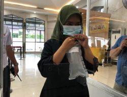 300 Orang Lolos Tes GeNose C19 di Stasiun Pasar Turi