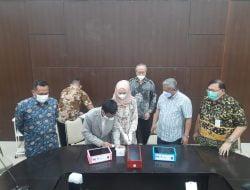 RSI Uji Alat Tes COVID-19 Lewat Bau Keringat Karya ITS Surabaya