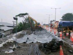 Perbaikan Tol Surabaya-Gempol Belum Tuntas