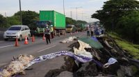 Perbaikan Jalan Tol Surgem KM 6.200 Mbleset, Jasa Marga Target Dua Minggu Lagi