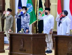 Pelantikan Kepala-Wakil Kepala Daerah Terpilih di Jatim Digelar Jumat Besok Secara Hybrid