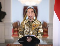 Jokowi Presiden Minta NU Bantu Sukseskan Program Vaksinasi Covid-19