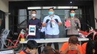 Unit Resmob Polrestabes Surabaya Amankan Empat Pelaku Jambret, Tiga Dari Mereka Ternyata Sekeluarga