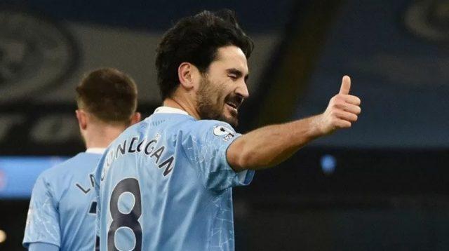 Manchester City Bungkam Tottenham 3-0, Gundogan Bersinar Lagi