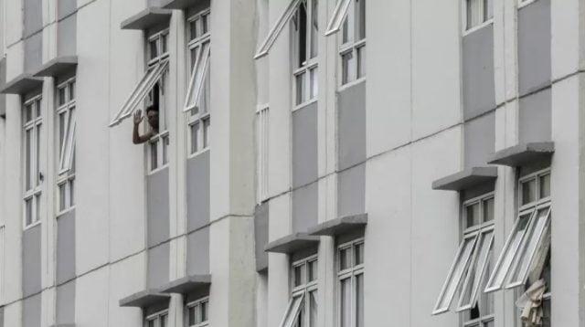 Pasien Covid-19 di Hong Kong Dipenjara Empat Bulan karena Kabur dari RS